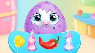 Fun Pet Care Kids Game - My Baby Unicorn - Learn How To Take Care Of Cute Animals Fun Games For Kids