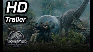 Jurassic World: Fallen Kingdom - Trailer