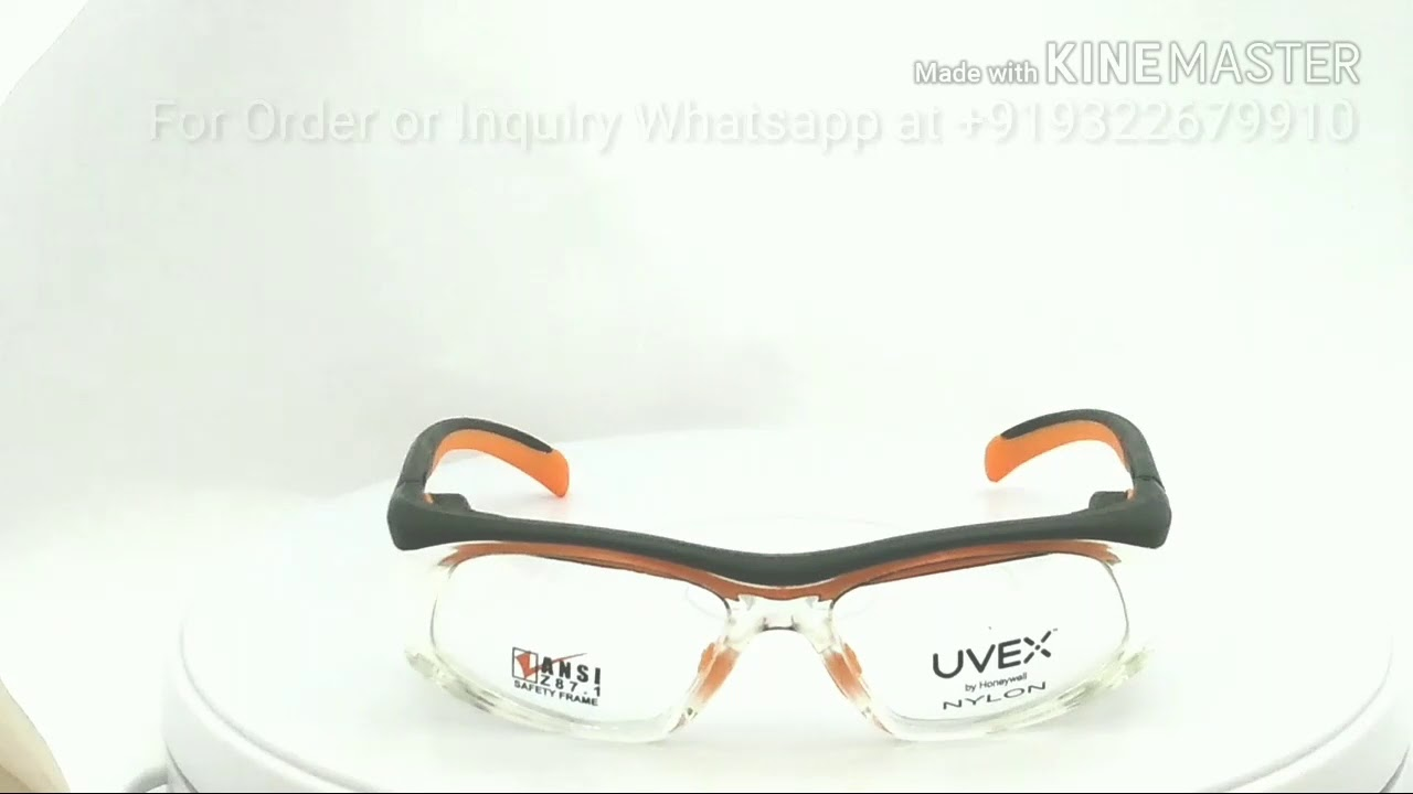 7d060bbaa08d Prescription Safety Glasses Online in India - YouTube