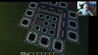 Как сделать портал в эндер. Minecraft 1.12