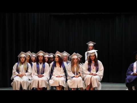 NHHS Graduation 2016