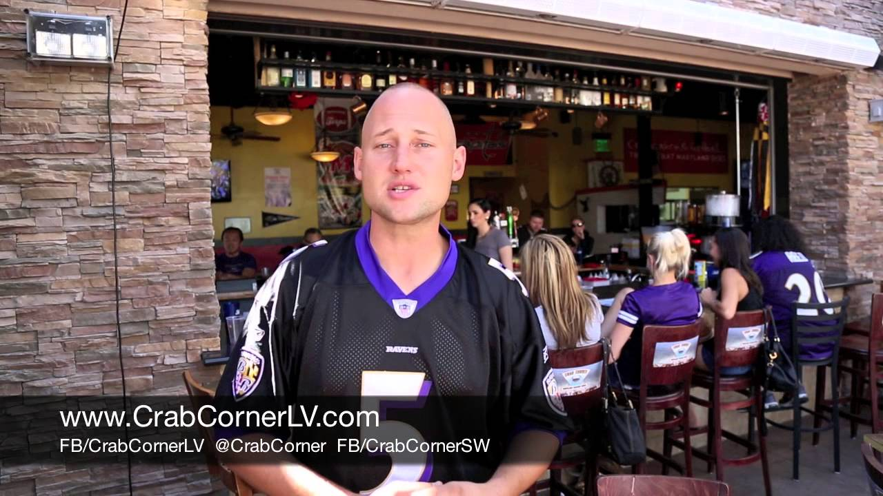 football and the best sunday brunch in las vegas | crab corner pt