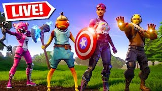 The New AVENGERS ENDGAME MODE in Fortnite is CRAZY!