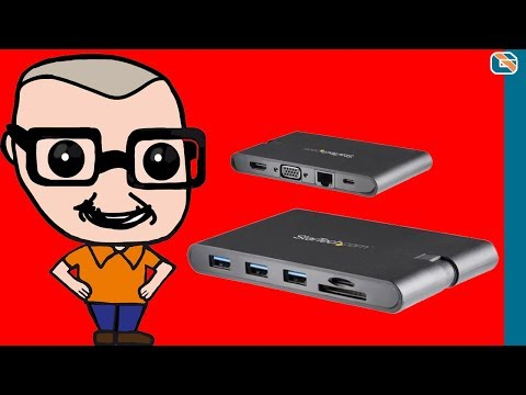StarTech USB-C Multiport Adapter Review