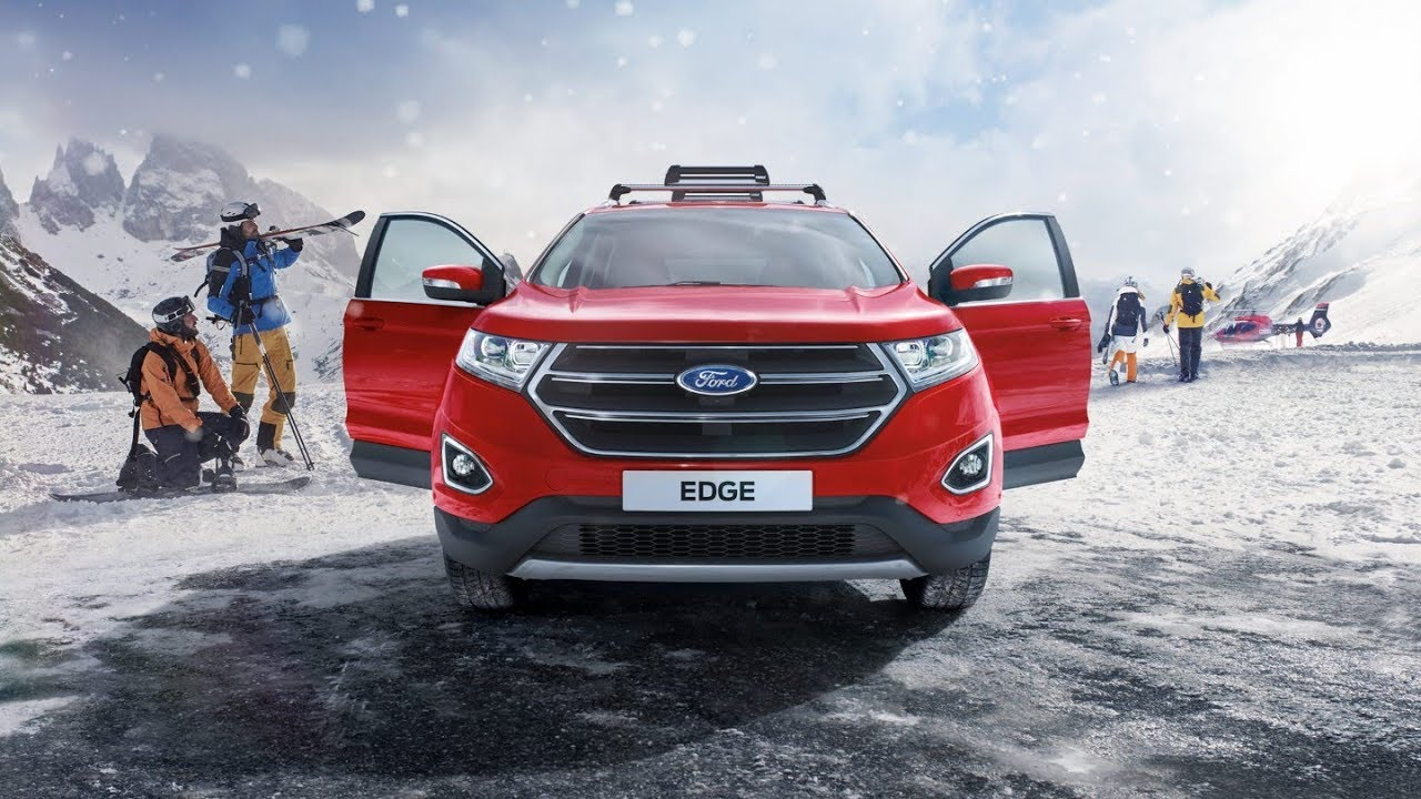 Ford Edge Sport Redesign New Styling Crossover Release