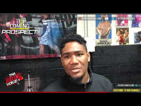 Errol Spence Jr., Lead Sparring Partner Thomas Hill Over 100 Rounds with Spence For Peterson Fight