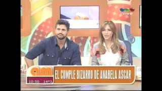Baixar Marianna Moraes AM Telefé   Cumple Anabela Ascar