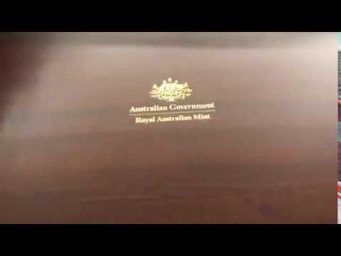 2010 Australian Pure Gold Proof Coin Set