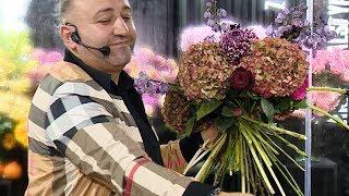 Флорист с мировым именем рассказал о тенденциях в оформлении свадеб
