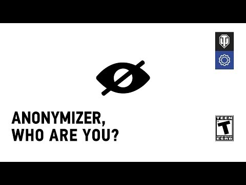 Anonymizer, Who Are You?
