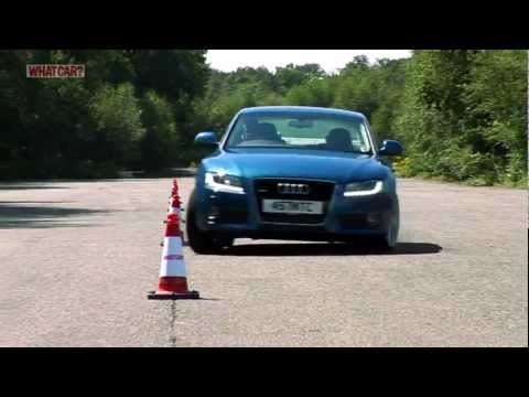Audi A5 Coupe review - What Car?