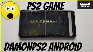 Ace Combat 5 DamonPS2 Pro Gameplay on android smartphone Snapdragon 835 PS2 Games