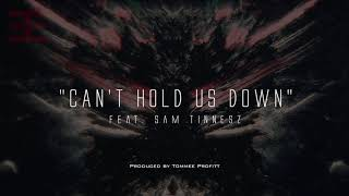 "Download ""Can't Hold Us Down"" (feat. Sam Tinnesz) // Produced by Tommee Profitt Mp3 and Videos"