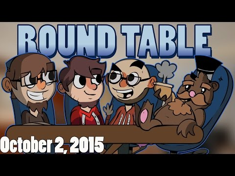 The Roundtable Podcast - 10/2/2015 (Ep. 18) [feat. Ohmwrecker]