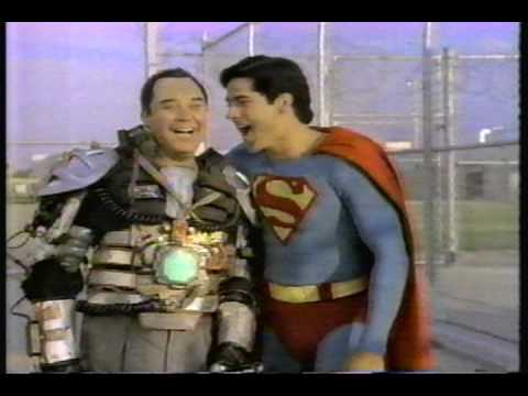 """Trailer for the Superboy episode """"SUPER MENACE""""."""
