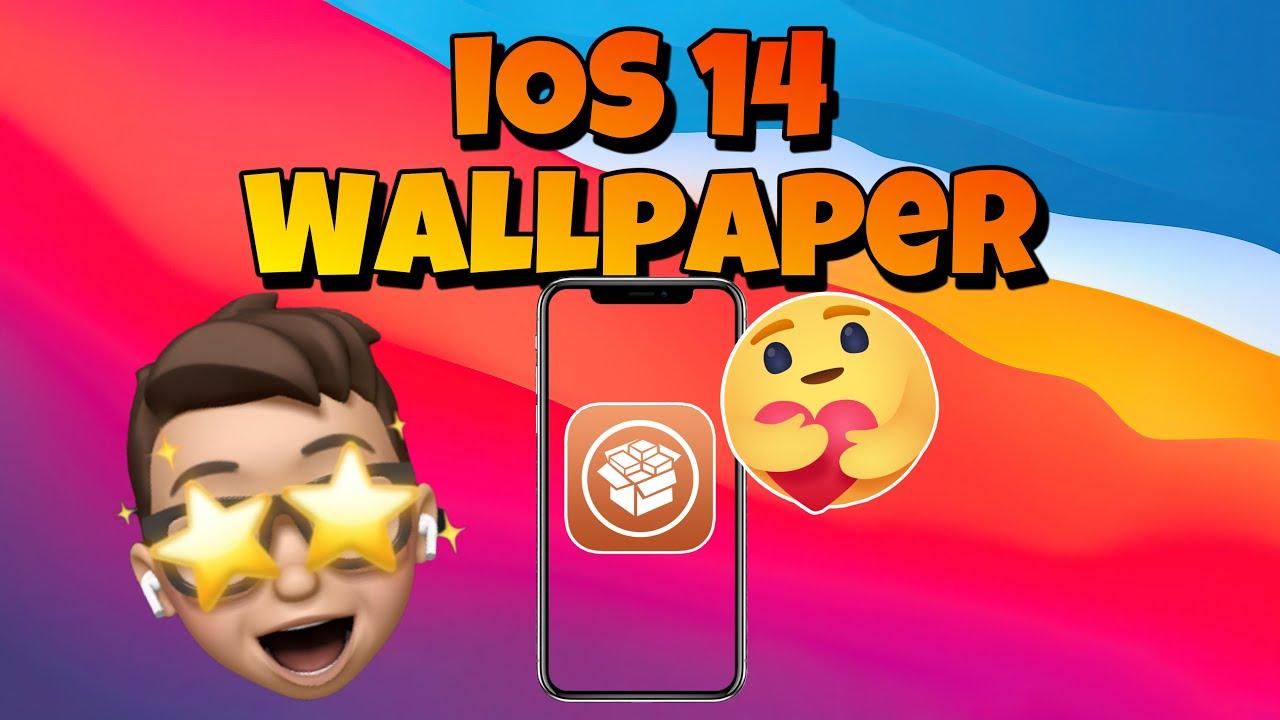 iOS 14 Dynamic Wallpaper Tweak! iOS 13 ...