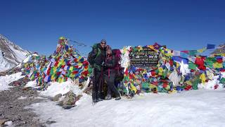Annapurna circuit, March-April 2018