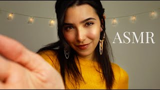 ASMR Taking Care of You: Personal Attention Triggers (Scalp ...