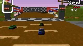 Engineer Plays Big Red Racing