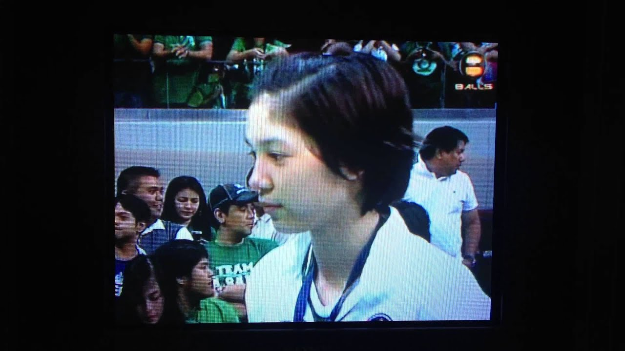 Mika Reyes Interview UAAP S75 WVT Finals Game 2