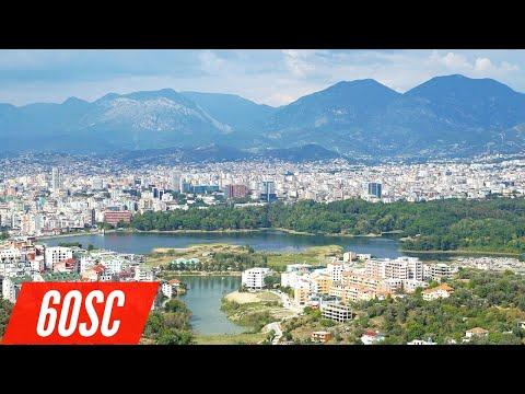 Discovering Tirana