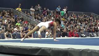 Yul Moldauer - Floor Exercise - 2020 Winter Cup Finals