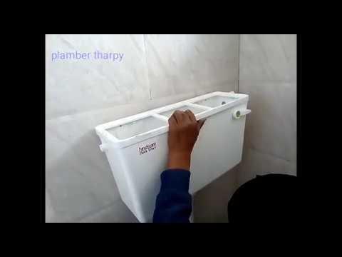 Hindware smart fulsh tank cistren fitting