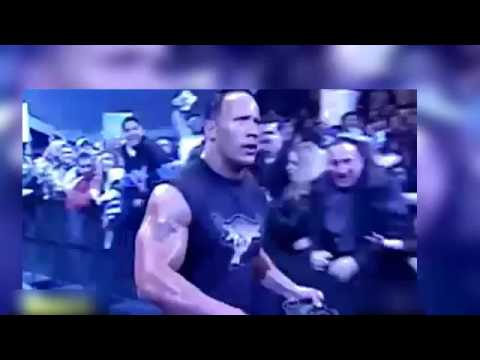 The Rock And Stone Cold BRAWL Before Wrestlemania 17 WWE SmackDown 2001 Full Segment