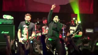 Zebrahead - Sirens (live in Minsk - 01.06.14)