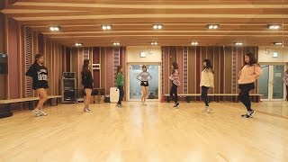 "Lovelyz ""Candy Jelly Love"" Dance Practice"