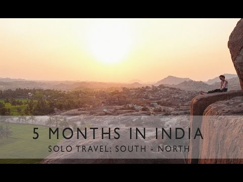 5 Months In India: Solo Travel