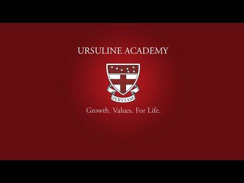 Ursuline Academy 2016 Commencement