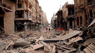 ¿Que esta pasando en siria?