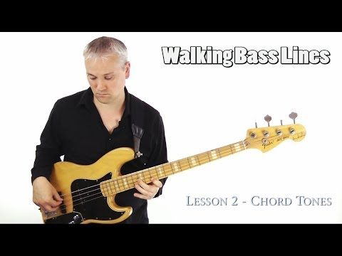 Видео Bass guitar scales