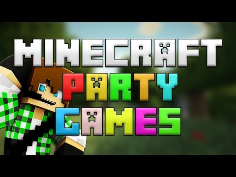 I MINIGAMES più strambi! - Minecraft Party Games