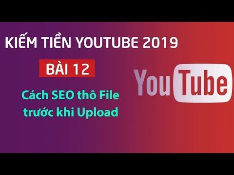 Hướng dẫn kiếm tiền với Youtube 2017