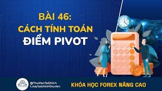 Bài 46: Cách Tính Điểm Pivot Trong Đầu Tư Forex | Khóa Học Forex Nâng Cao | Học Forex Online