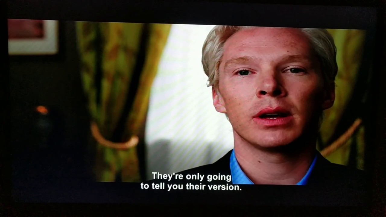 Download Ending scene from The Fifth Estate (2013)
