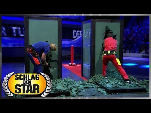 Spiel 14 - Der Tunnel - Schlag den Star