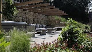 TKE Stansted garden