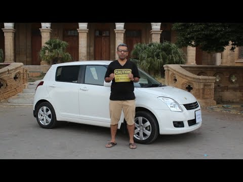 Official Review - ECarPak - Suzuki Swift - What can you get in Pakistan for PKR.1,400.000/-
