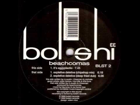 Beachcomas - It's Eggyplectic