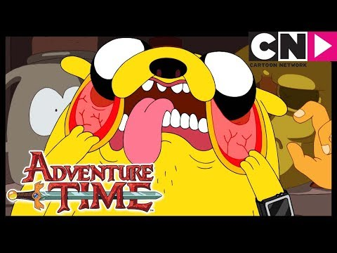 Adventure Time | Jermaine | Cartoon Network