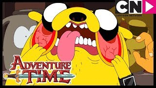 Adventure Time | Jermaine | Cartoon Network