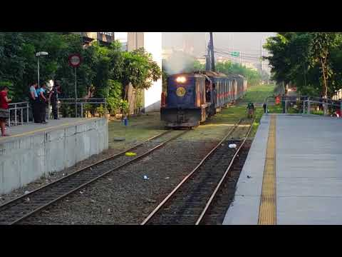 Philippine Railway Historical Society - 20th Year