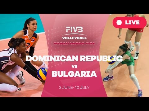Dominican Republic v Bulgaria - Group 2: 2016 FIVB Volleyball World Grand Prix