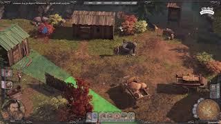 Desperados III - Gamescom 2018 Gameplay