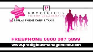 Prodigious Accident Management Personal injury compensation claims