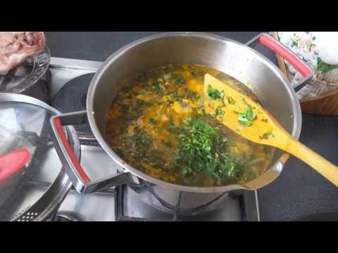 Soups , sup, سوپ افغانی