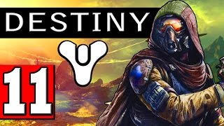 destiny walkthrough part 10 gameplay the reef mission the awoken destiny ps4 xbox one